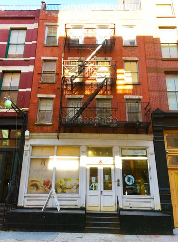 41 Wooster St New York Ny 10013 Officespace Com