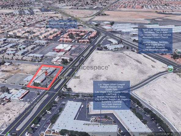 2525 North Decatur Boulevard - 2525 N Decatur Blvd, Las Vegas, NV ...