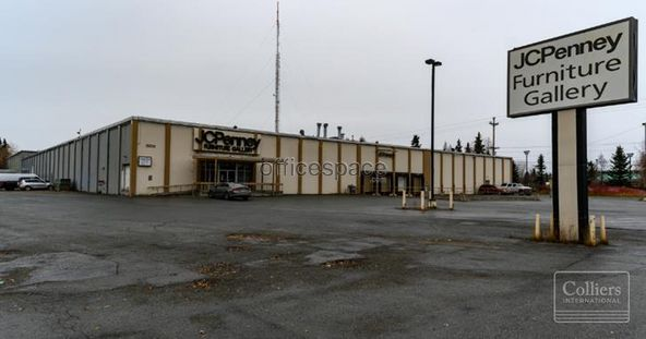 Jcpenney Warehouse 3202 Arctic Blvd Anchorage Ak 99503 Officespace Com